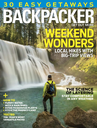 Backpacker May 2017
