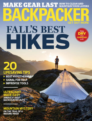 Backpacker Oct 2017