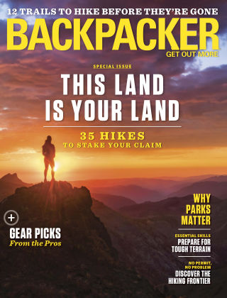 Backpacker Mar 2018