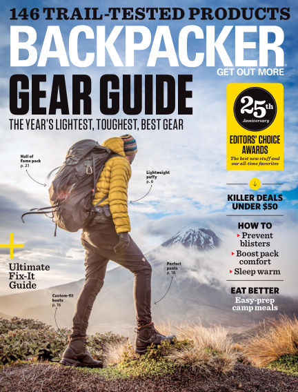 Backpacker March 13, 2018 00:00