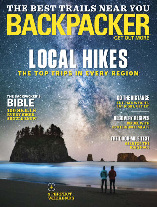 Backpacker May 2018