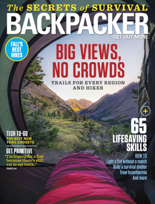 Backpacker Oct 2018