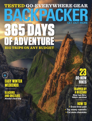 Backpacker Jan 2019