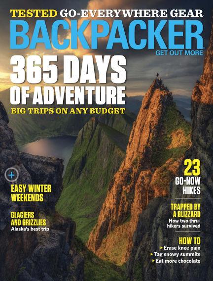 Backpacker November 27, 2018 00:00