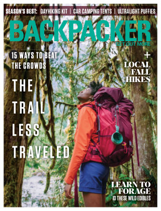 Backpacker FALL 2020
