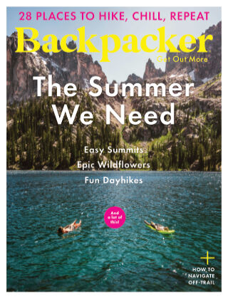 Backpacker May June