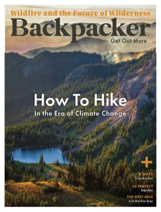 Backpacker July August