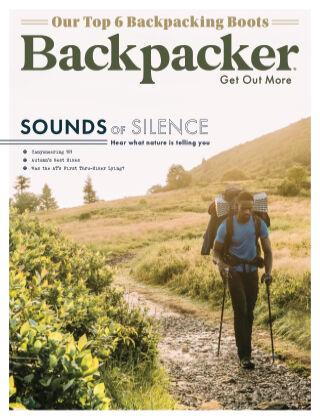 Backpacker September October