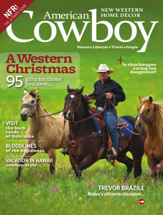 American Cowboy Dec / Jan 2013