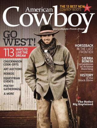 American Cowboy Feb / March 2013