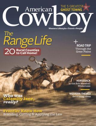 American Cowboy April / May 2013