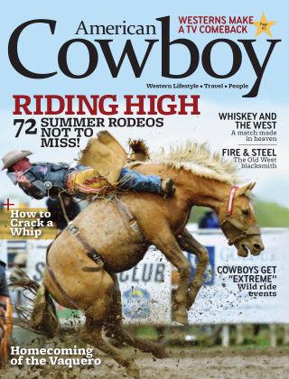 American Cowboy Jun / July 2013