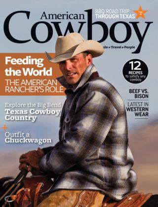 American Cowboy Oct / Nov 2013