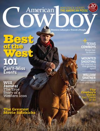 American Cowboy Feb / Mar 2014