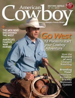 American Cowboy April / May 2014