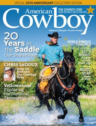 American Cowboy June / July 2014