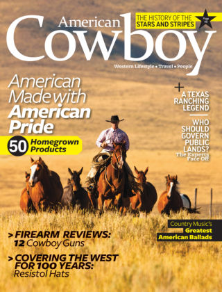 American Cowboy Aug / Sept 2014