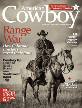 American Cowboy Oct / Nov 2014