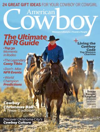 American Cowboy Dec / Jan 2015