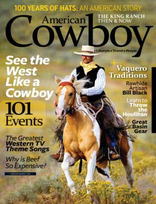 American Cowboy Feb / March 2015