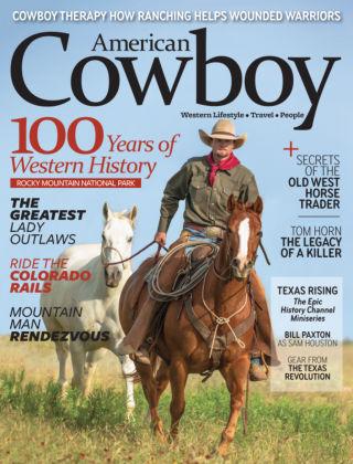 American Cowboy April / May 2015