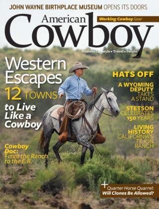 American Cowboy June / July 2015