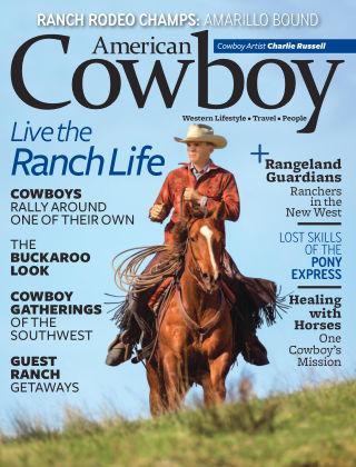 American Cowboy Oct / Nov 2015