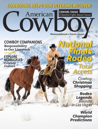 American Cowboy Dec / Jan 2016