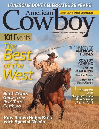 American Cowboy Feb-Mar 2016