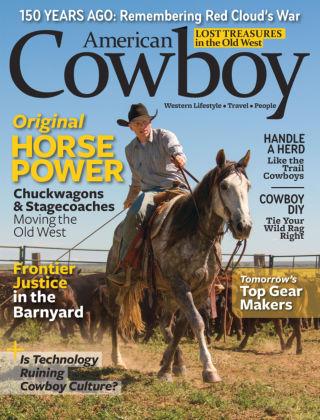 American Cowboy Apr-May 2016