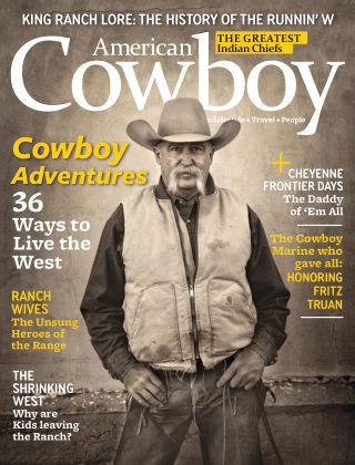 American Cowboy Jun-Jul 2016