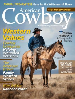American Cowboy Aug-Sep 2016