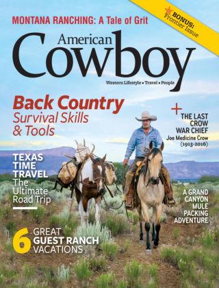 American Cowboy Oct-Nov 2016