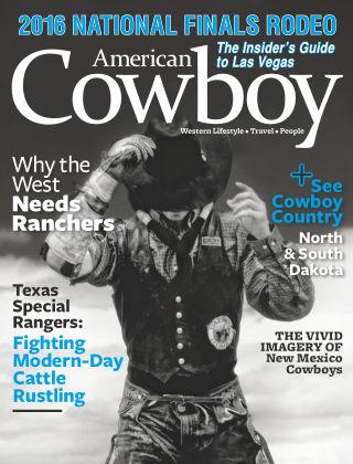 American Cowboy Dec-Jan 2017