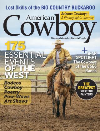 American Cowboy Feb-Mar 2017
