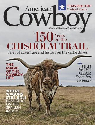 American Cowboy Apr-May 2017