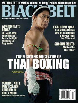Black Belt June / July 2013