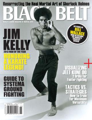 Black Belt Oct / Nov 2013