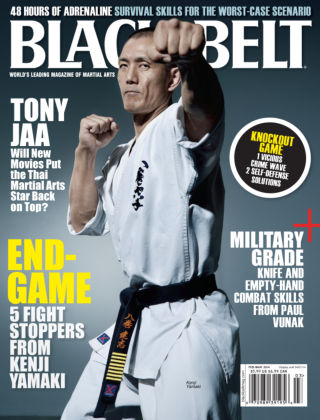Black Belt Feb / March 2014