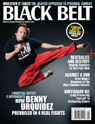 Black Belt May / June 2014