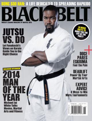 Black Belt Oct/Nov 2014