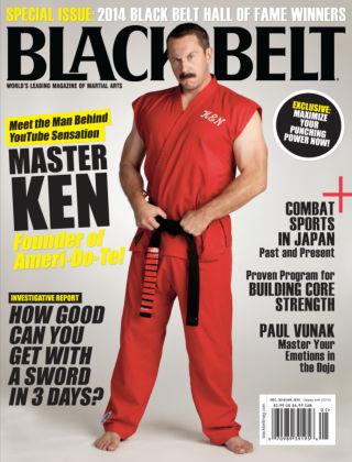 Black Belt Dec / Jan 2015