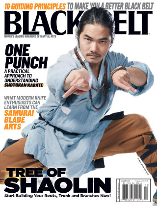 Black Belt Aug-Sep 2016