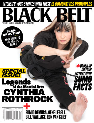 Black Belt Feb-Mar 2017