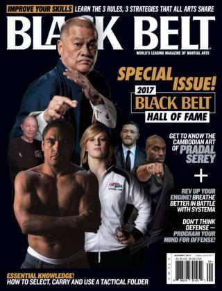 Black Belt Aug-Sep 2017
