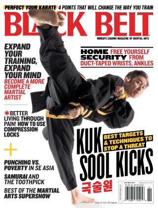 Black Belt Oct-Nov 2017