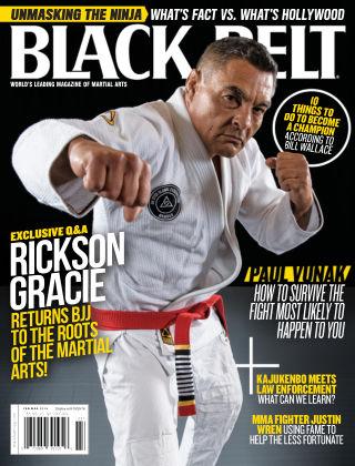 Black Belt Feb-Mar 2018