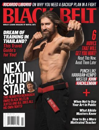 Black Belt Jun-Jul 2018
