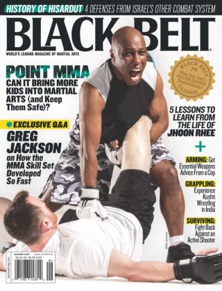 Black Belt Aug-Sep 2018