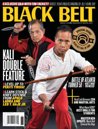 Black Belt Oct-Nov 2018